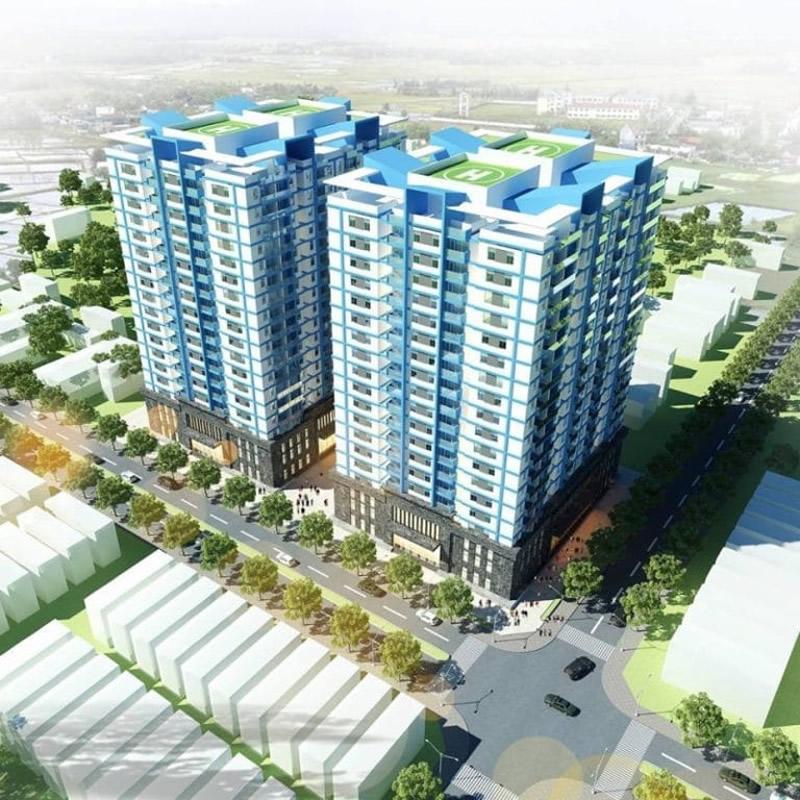 Danh sách chung cư ở tại TP Vinh Nghệ An
