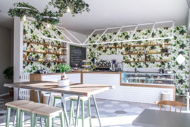 Thiết kế quán cafe Coffee House Highland tại Đồng Hới Quảng Bình
