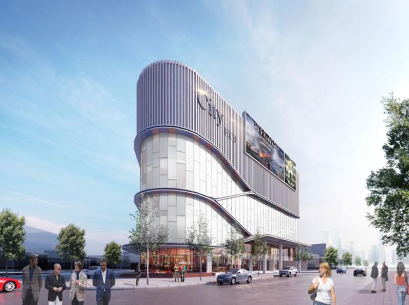 Trung tâm giải trí City Hub Vinh