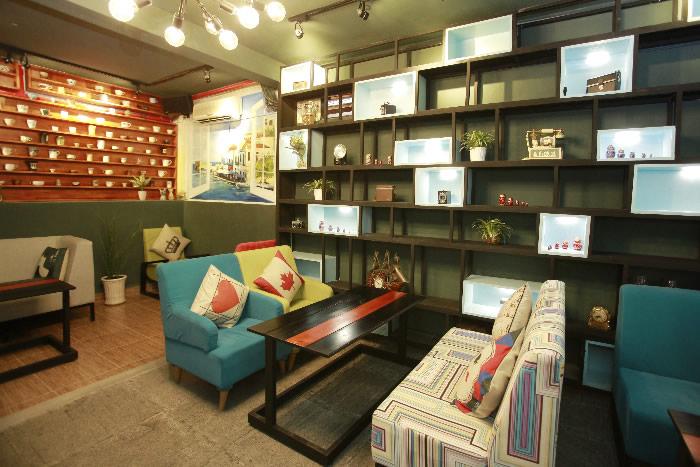Thiết kế quán cà phê đẹp tại Hà Tĩnh