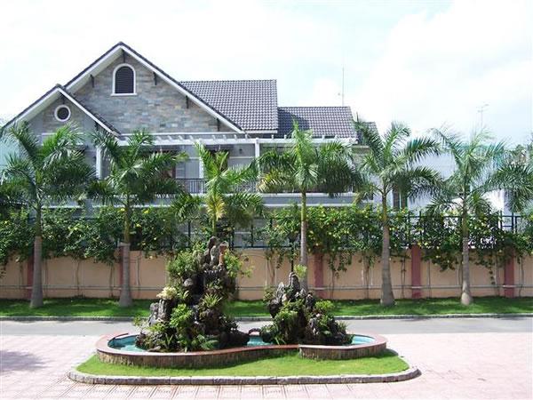 Thi công tiểu cảnh sân vườn TP Vinh Nghệ An
